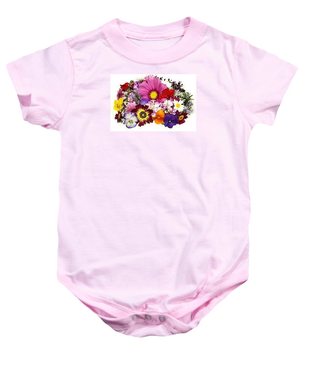 Justice Msa Siddiqui Complaints Baby Onesie featuring the photograph Justice Msa Siddiqui Complaints by MSA Siddiqui