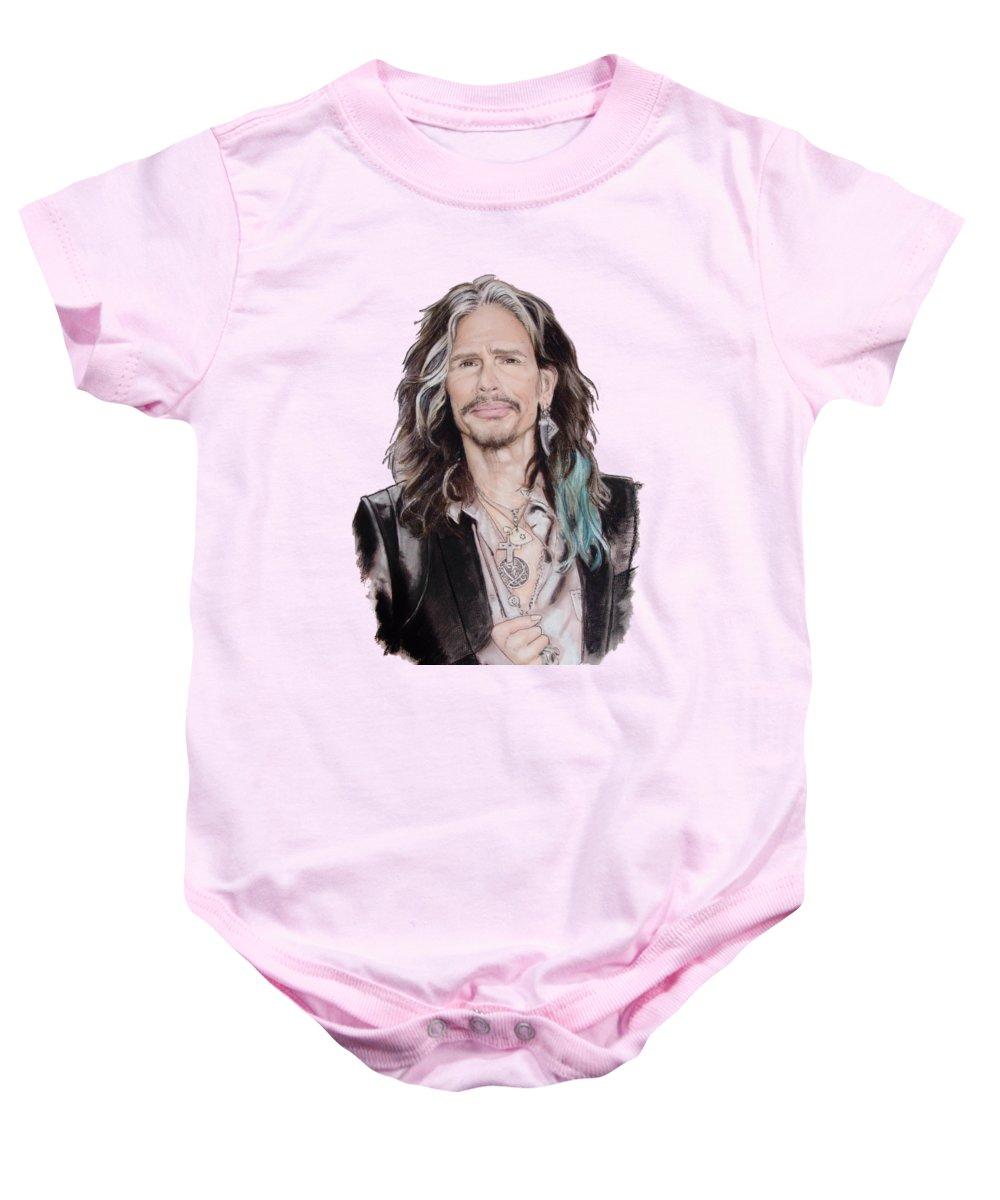Steven Tyler Baby Onesies