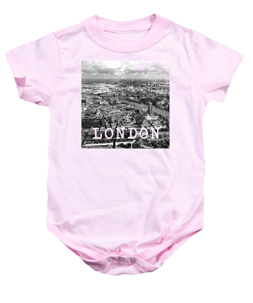 London Eye Baby Onesies