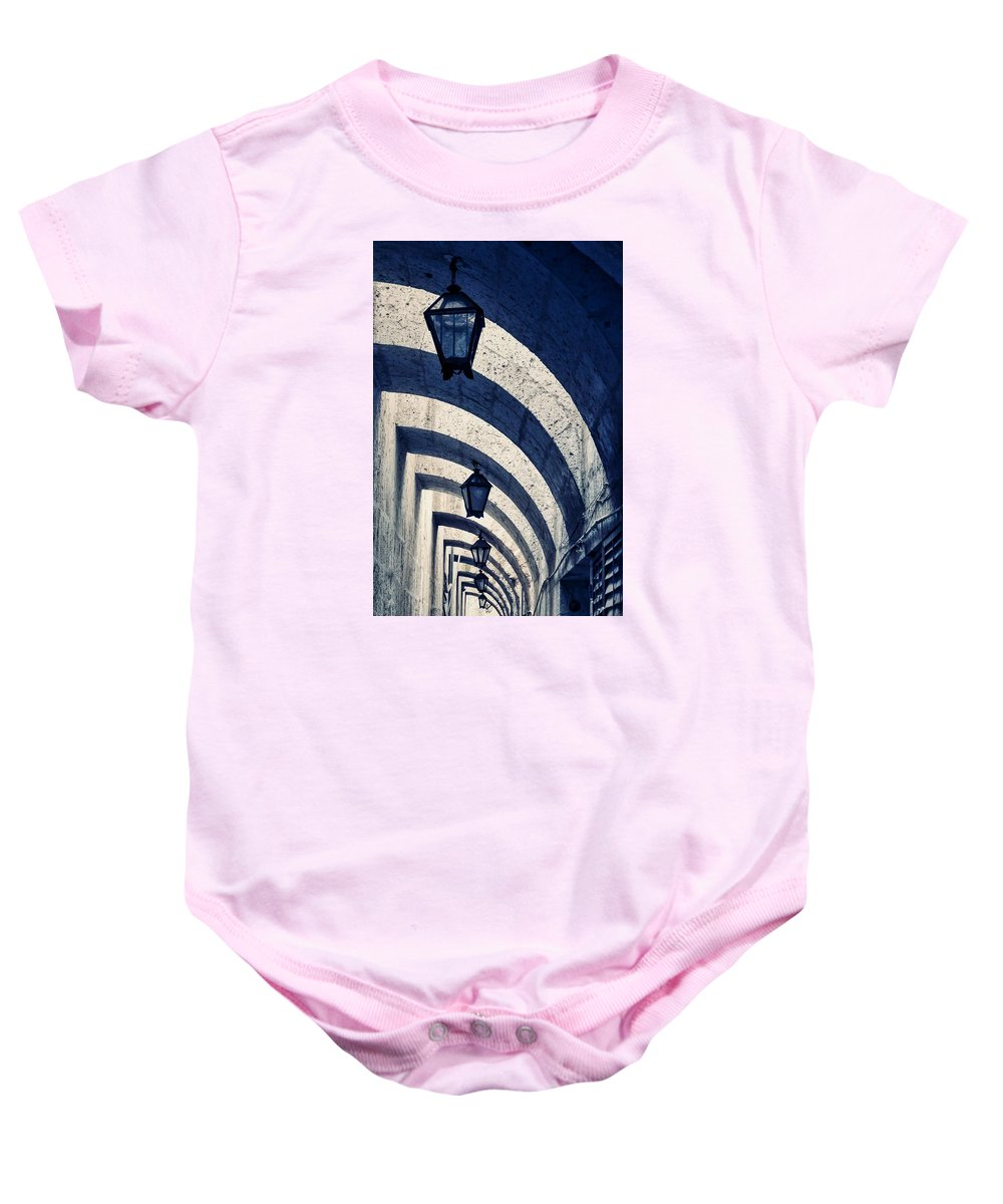 Belly Baby Onesie featuring the photograph Belly by Skip Hunt