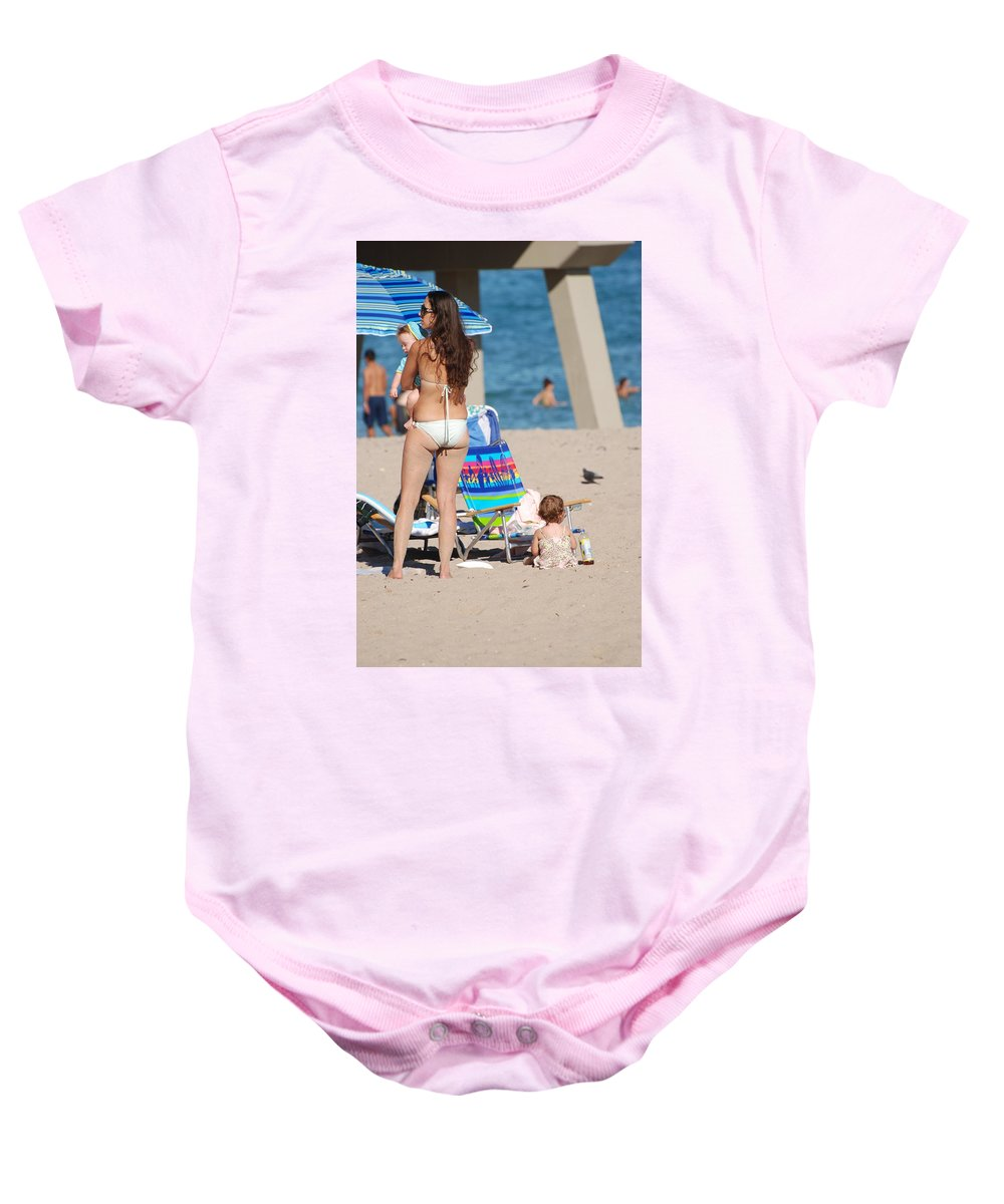 Mother Baby Onesie featuring the photograph Mother by Rob Hans