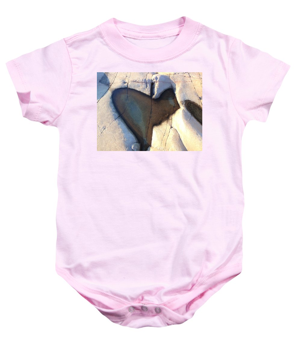 Nature Baby Onesie featuring the photograph Nature Love by Are Lund