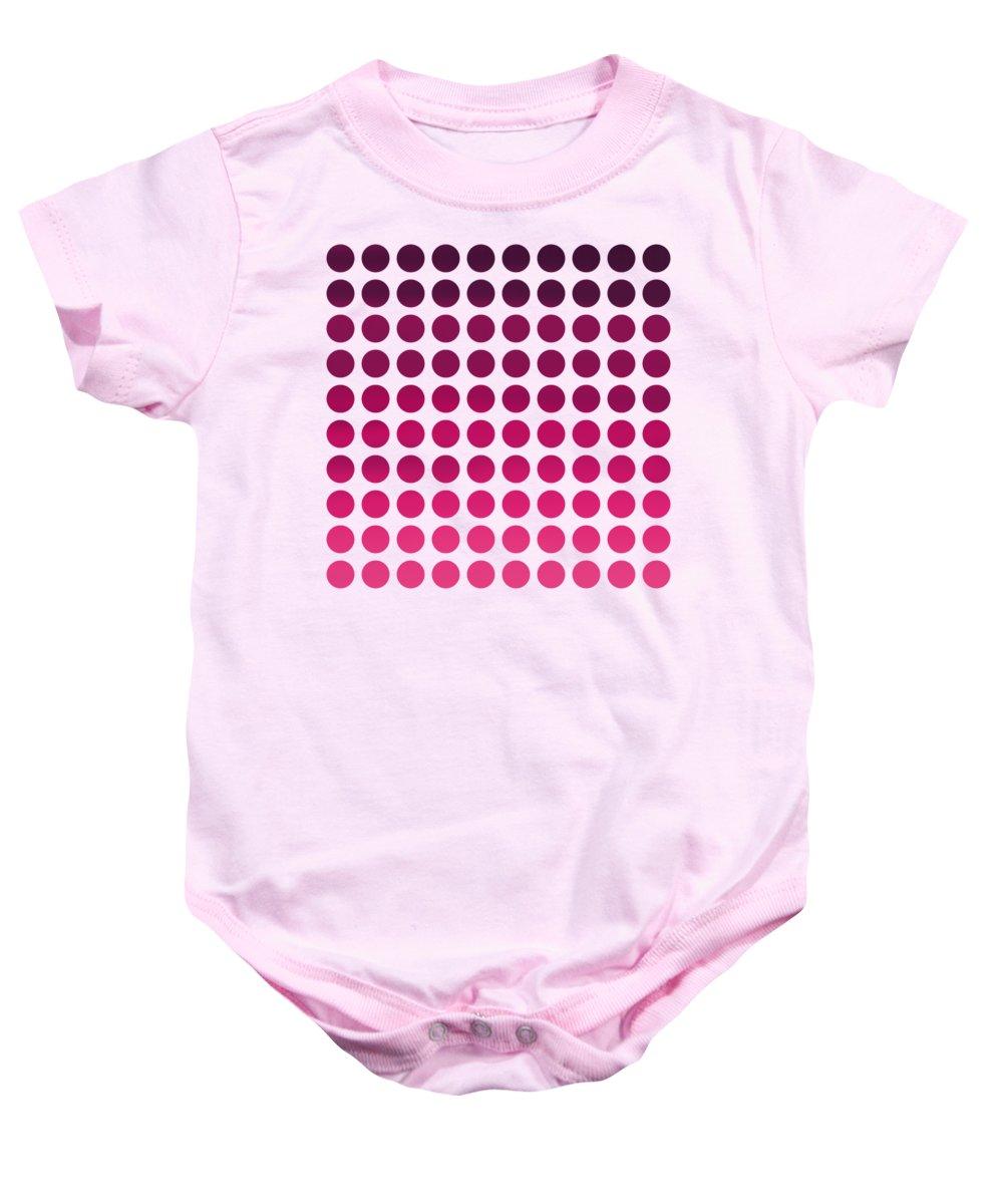 Dots Baby Onesies