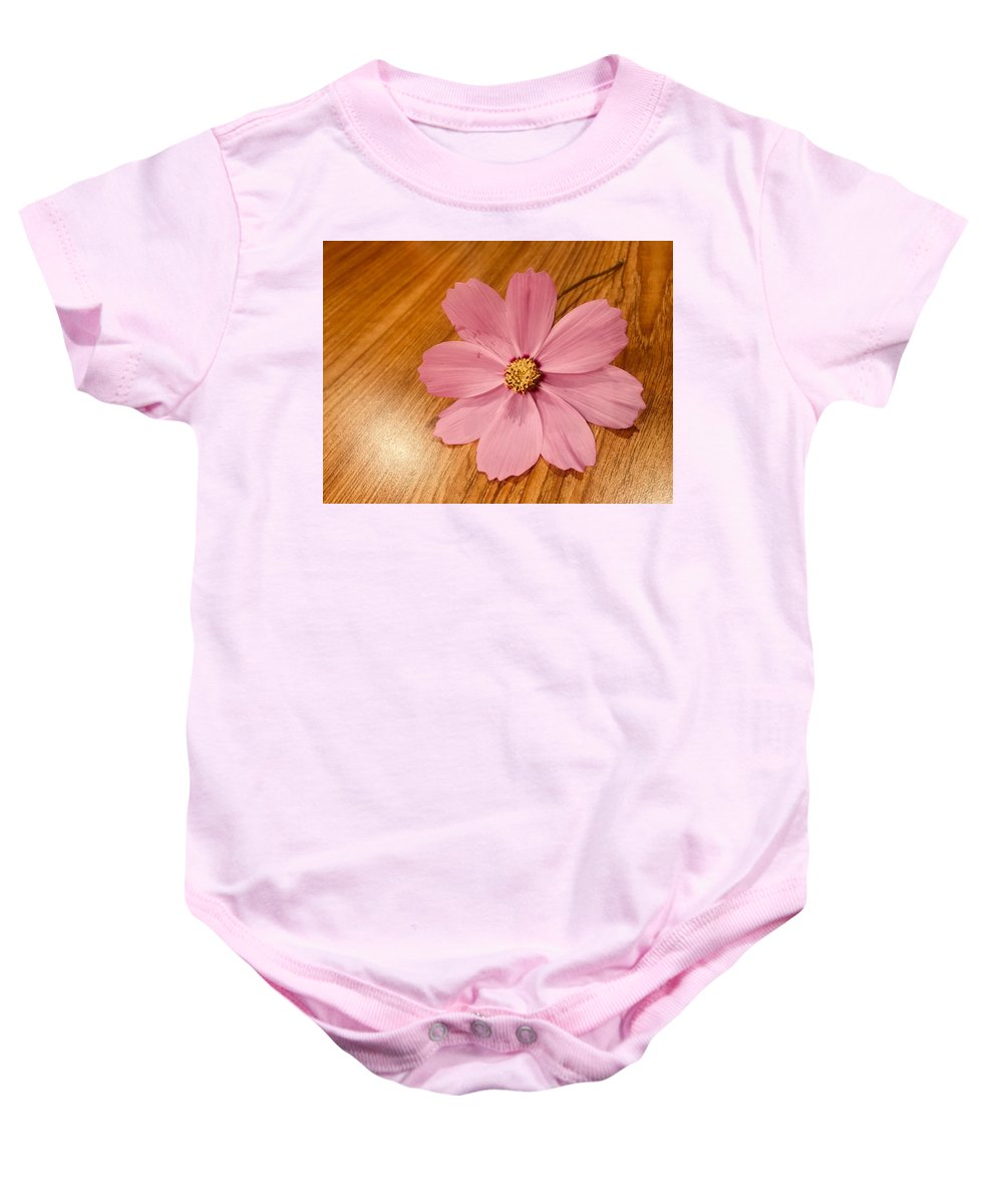 Baby Onesie featuring the photograph Soft by Lisa Anne Warren