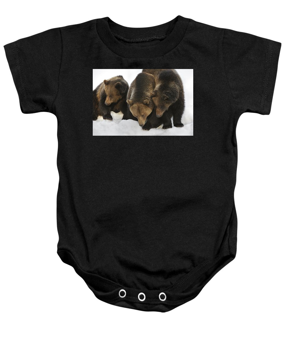 Common Baby Onesie featuring the photograph 120223p304 by Arterra Picture Library