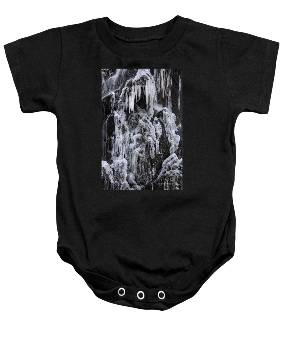 Frozen Baby Onesie featuring the photograph 121213p146 by Arterra Picture Library