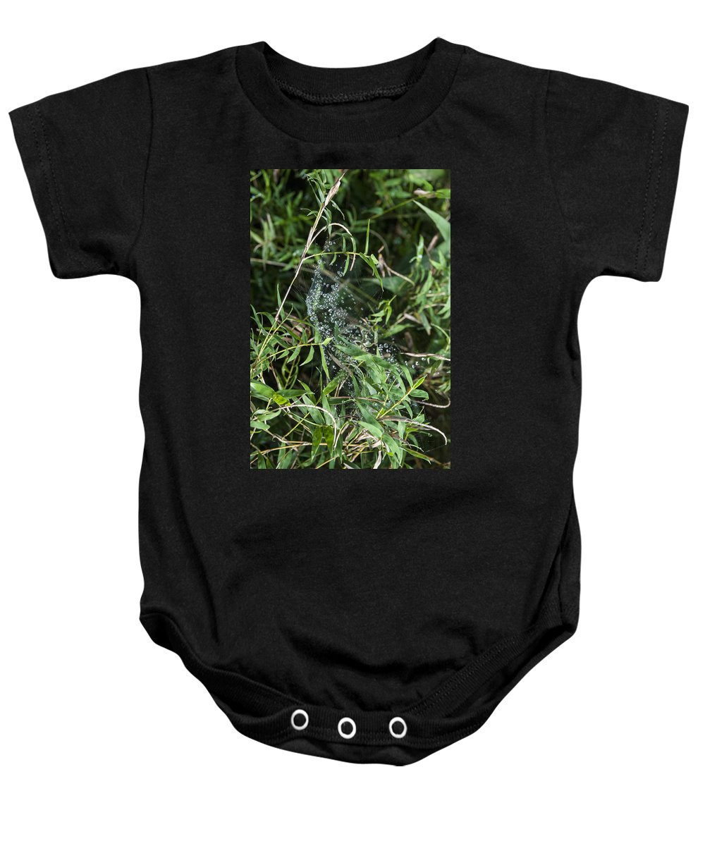 Asia Baby Onesie featuring the photograph 5153 by David Lange