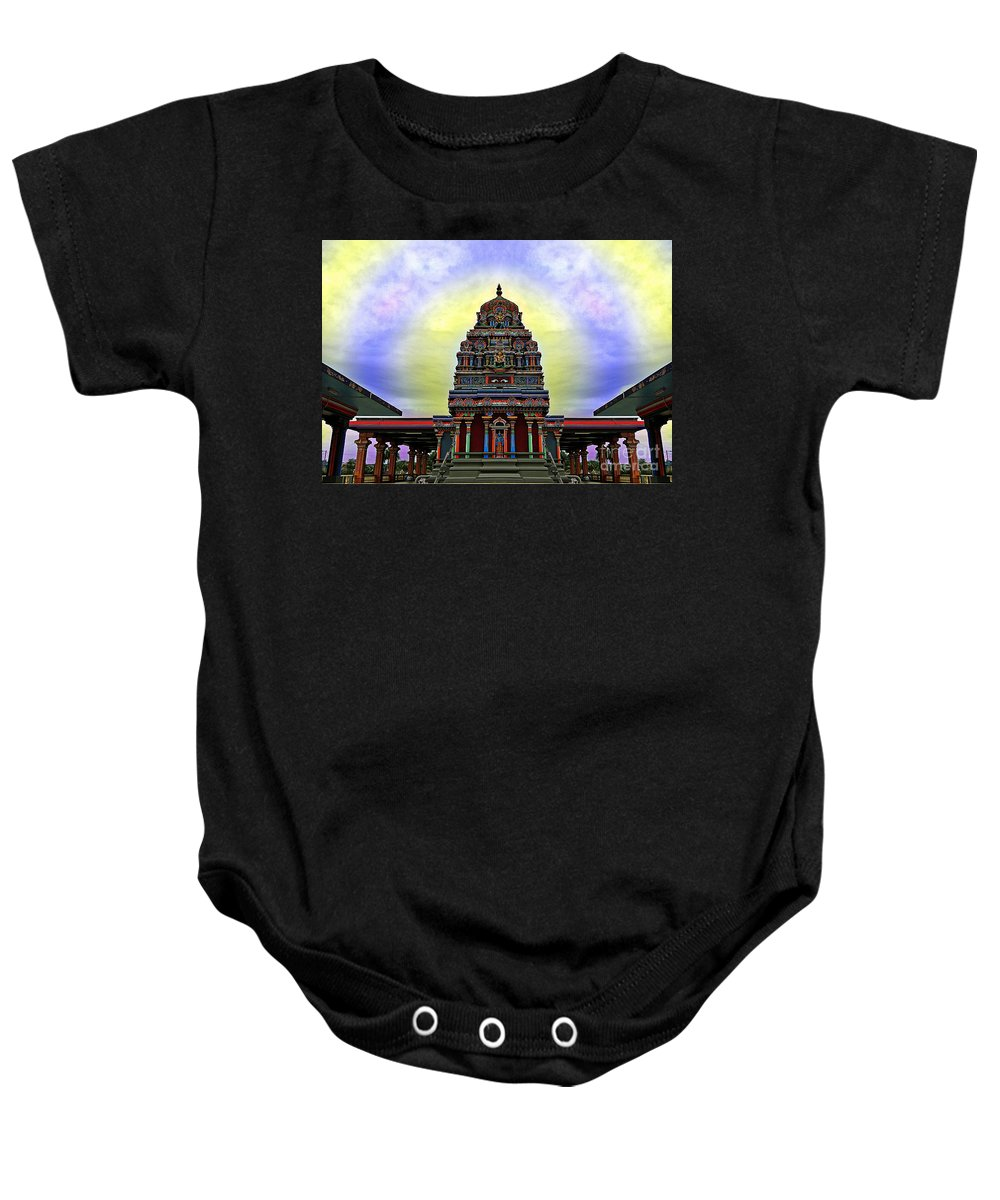 Bali Baby Onesie featuring the photograph Bali 9 by Ben Yassa
