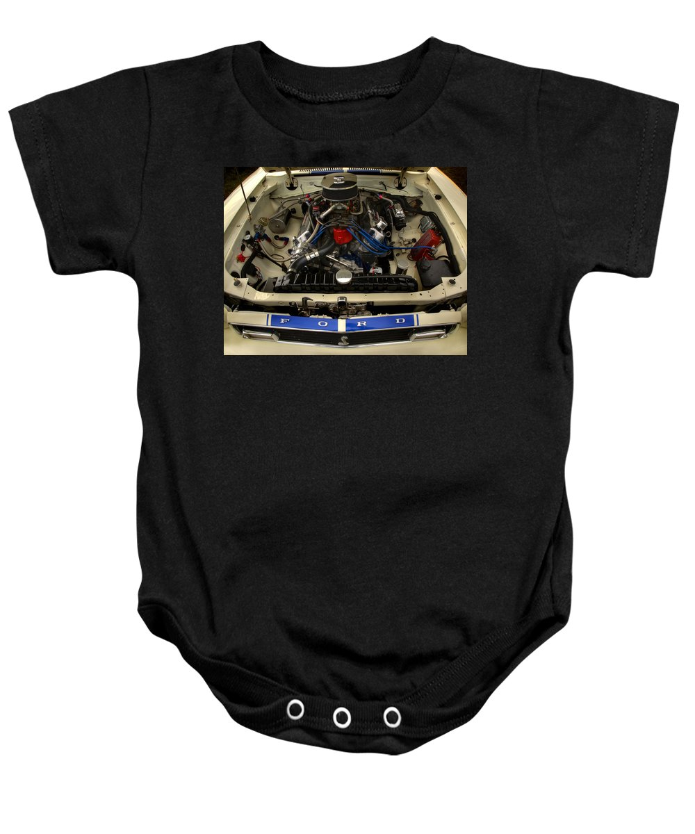 Cobra Baby Onesie featuring the photograph Cobra 1 by Thomas Young