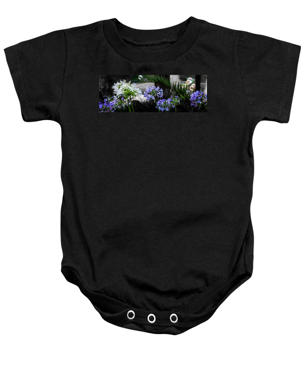 Colors Everywhere Baby Onesie featuring the photograph Colors Everywhere by Sotiris Filippou