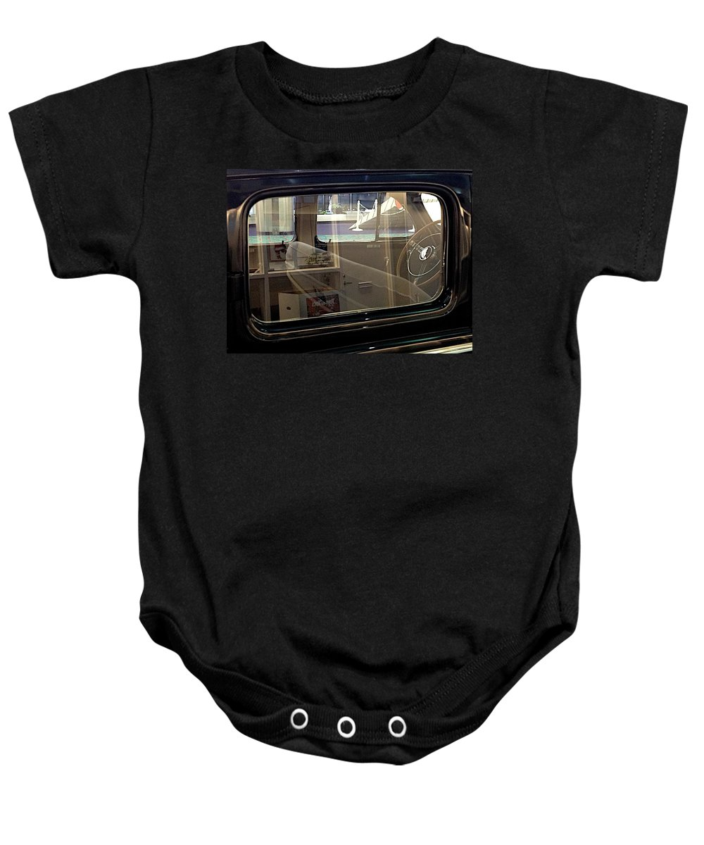 1938 Buick Baby Onesie featuring the photograph Comfort by Joseph Yarbrough