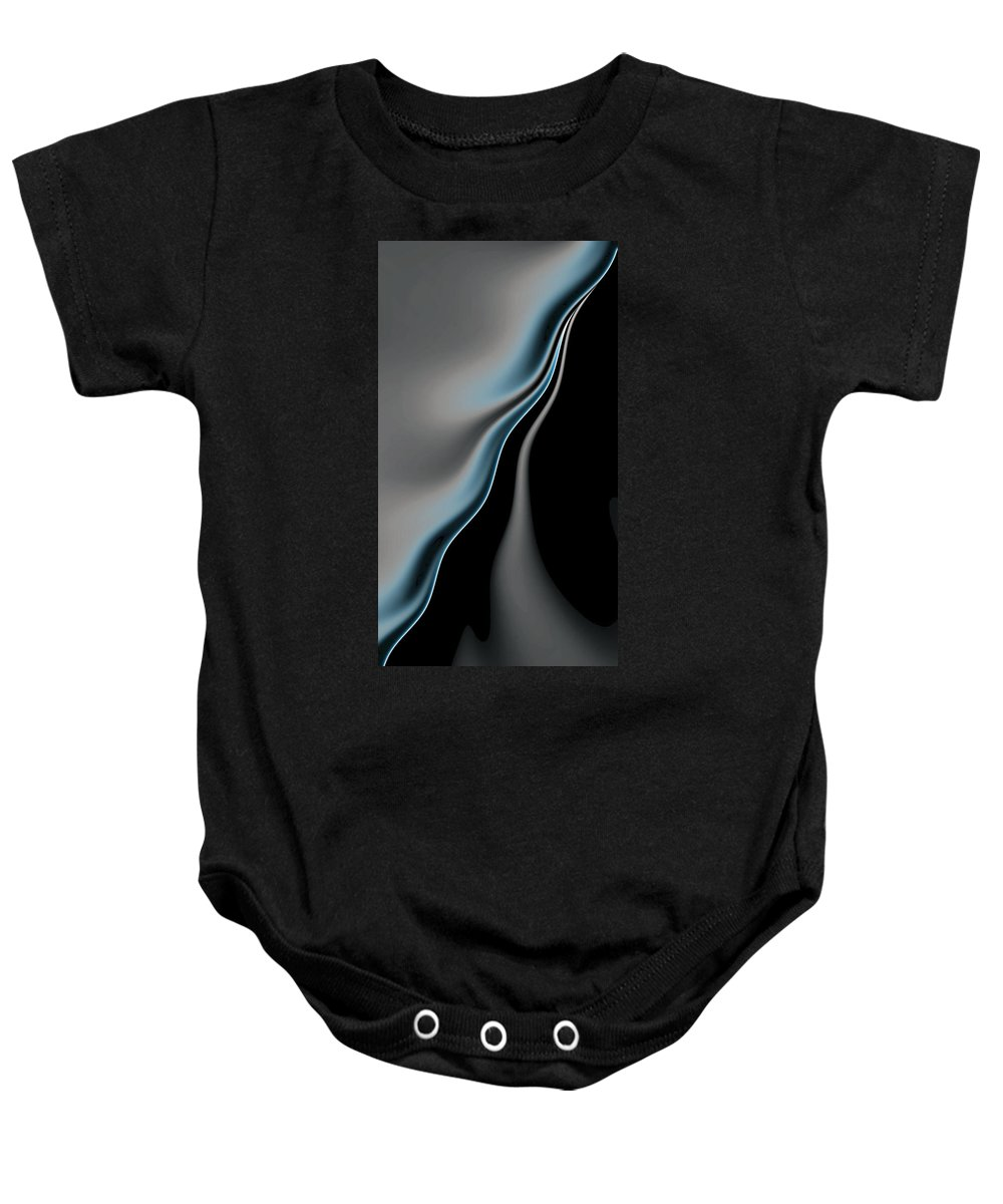Iphone Photos Baby Onesie featuring the photograph Confluentia by Bill Owen