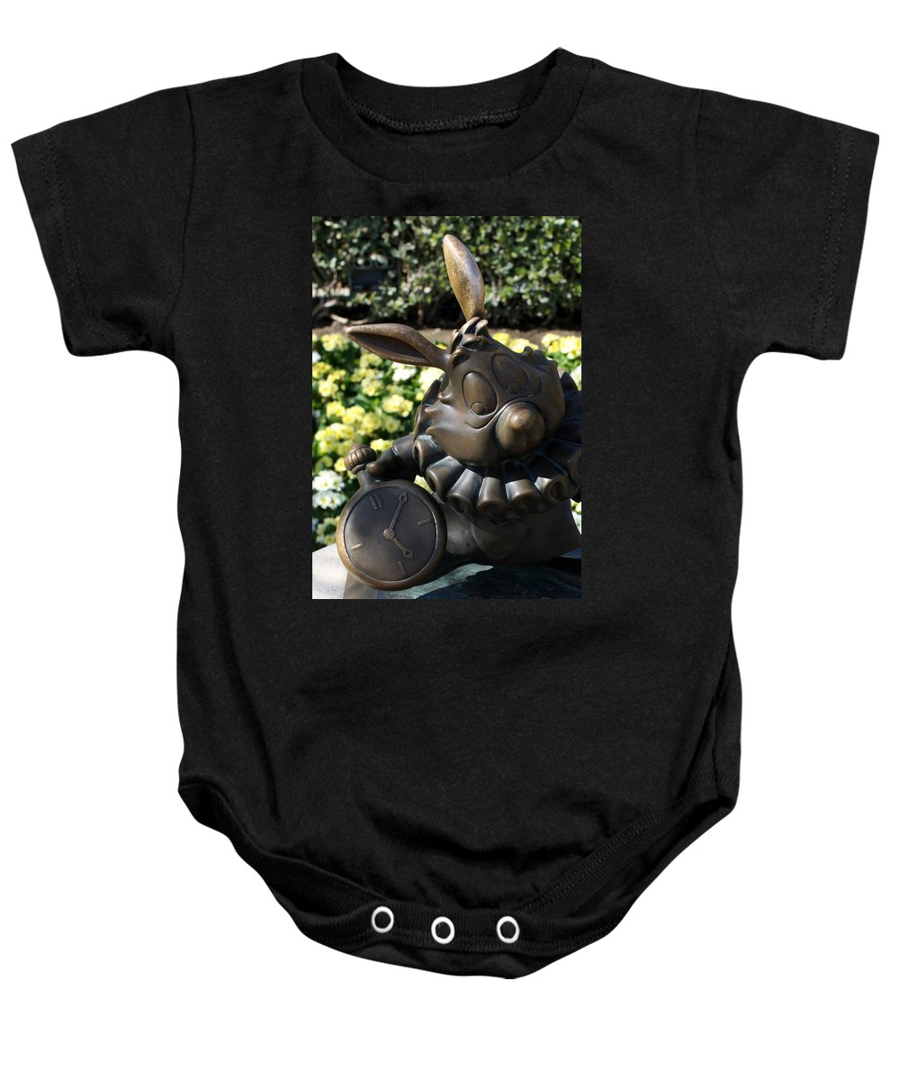 California Baby Onesie featuring the photograph It's Magic Time by David Nicholls
