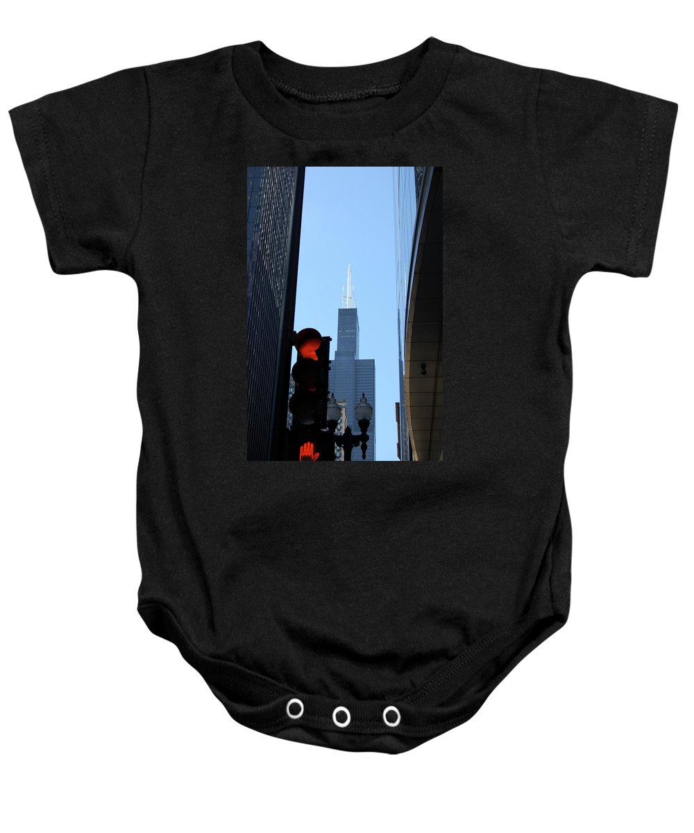 Architecture Baby Onesie featuring the photograph Jammer Architecture 007 by First Star Art