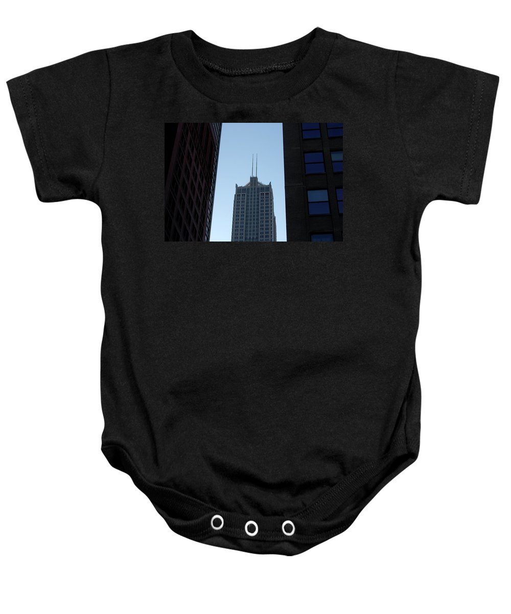 Architecture Baby Onesie featuring the photograph Jammer Architecture 013 by First Star Art