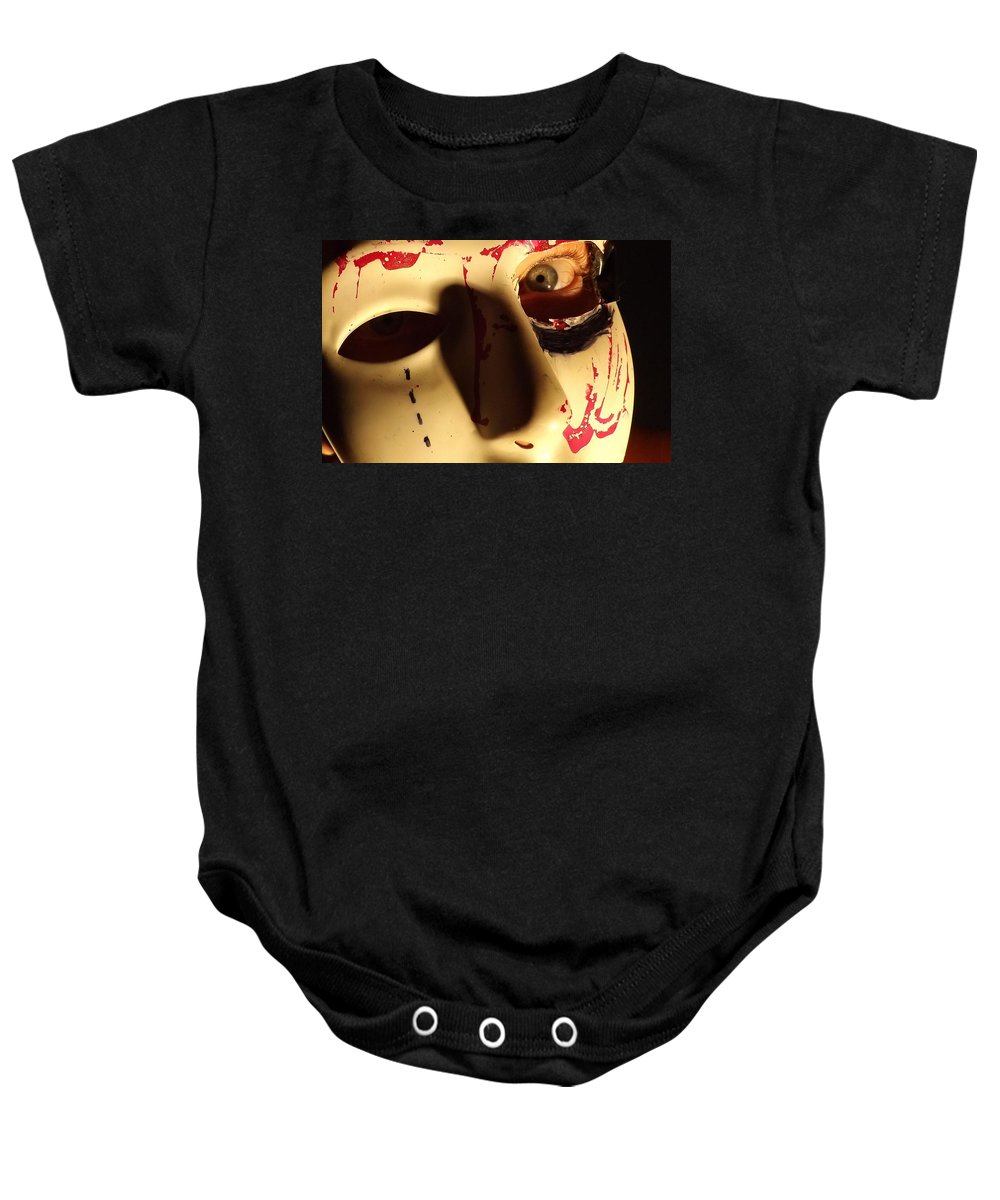 Color Photography Baby Onesie featuring the photograph Low by Kirk Griffith