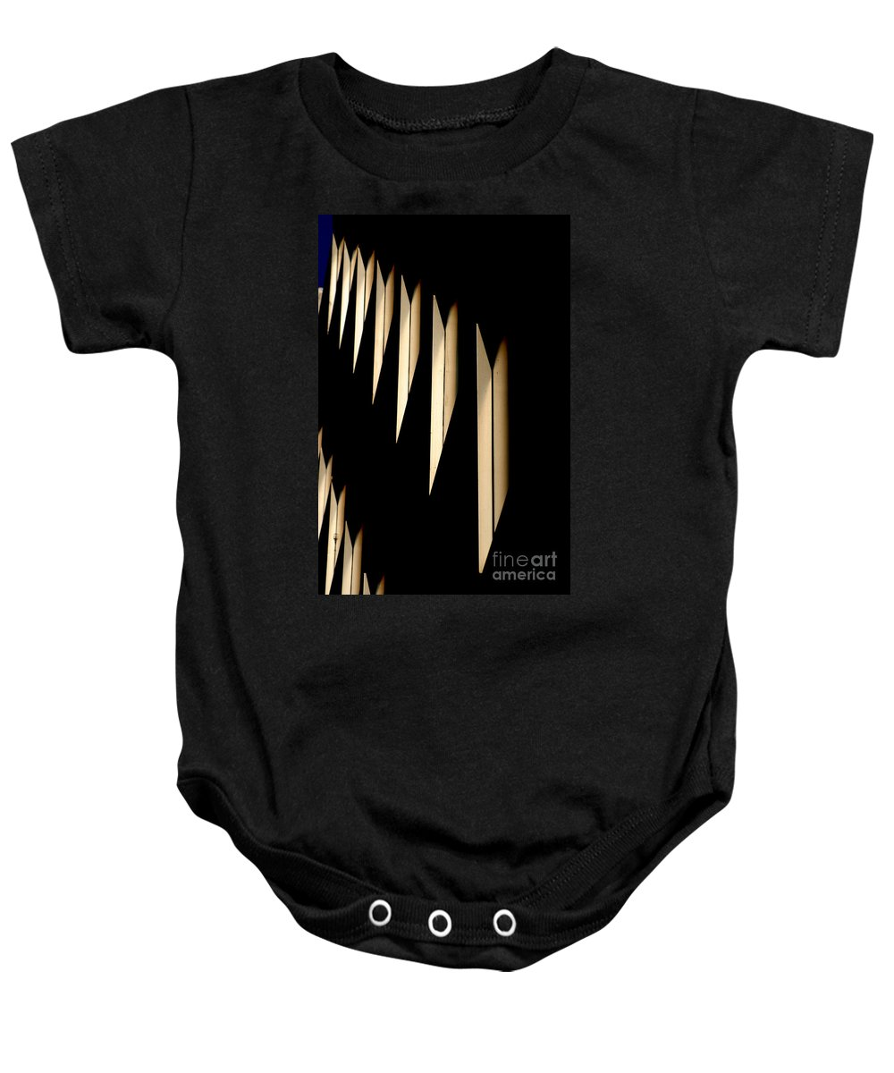 Pattern Baby Onesie featuring the photograph Magic by Dattaram Gawade