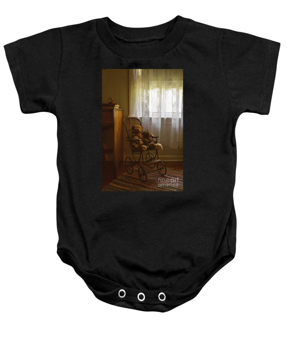 Room Baby Onesie featuring the photograph Memories by Margie Hurwich