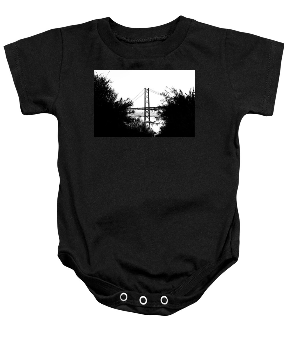 Daybreak Baby Onesie featuring the photograph Rambling Through The Undergrowth by Marco Oliveira