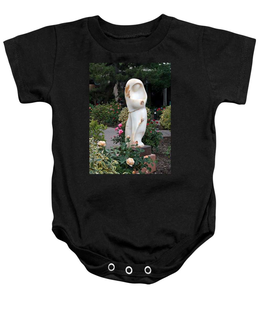 Sedona Baby Onesie featuring the photograph Sedona Az. by Shirley Roberson