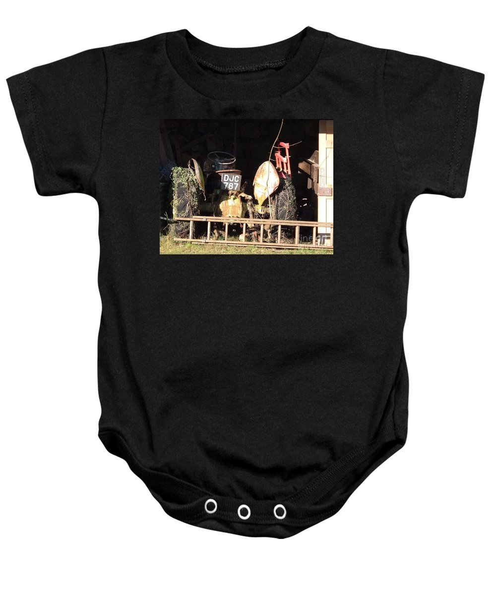 Sleeping Beauty Baby Onesie featuring the photograph Sleeping Beauty by Richard Brookes