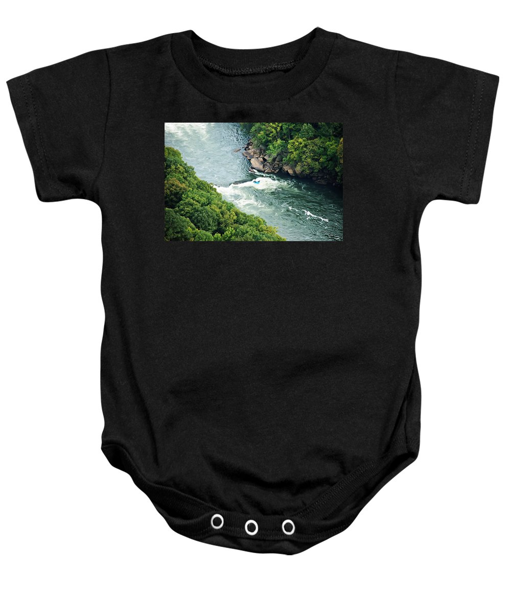 Rafting Baby Onesie featuring the photograph Surfing by Aimee L Maher ALM GALLERY
