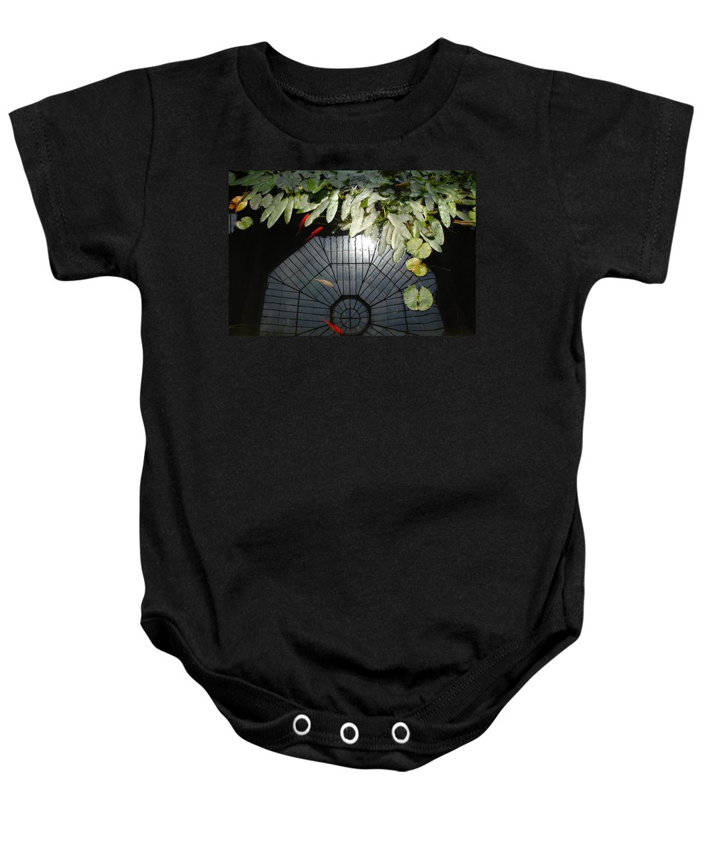 Water Baby Onesie featuring the photograph Reflection by Mary Moore