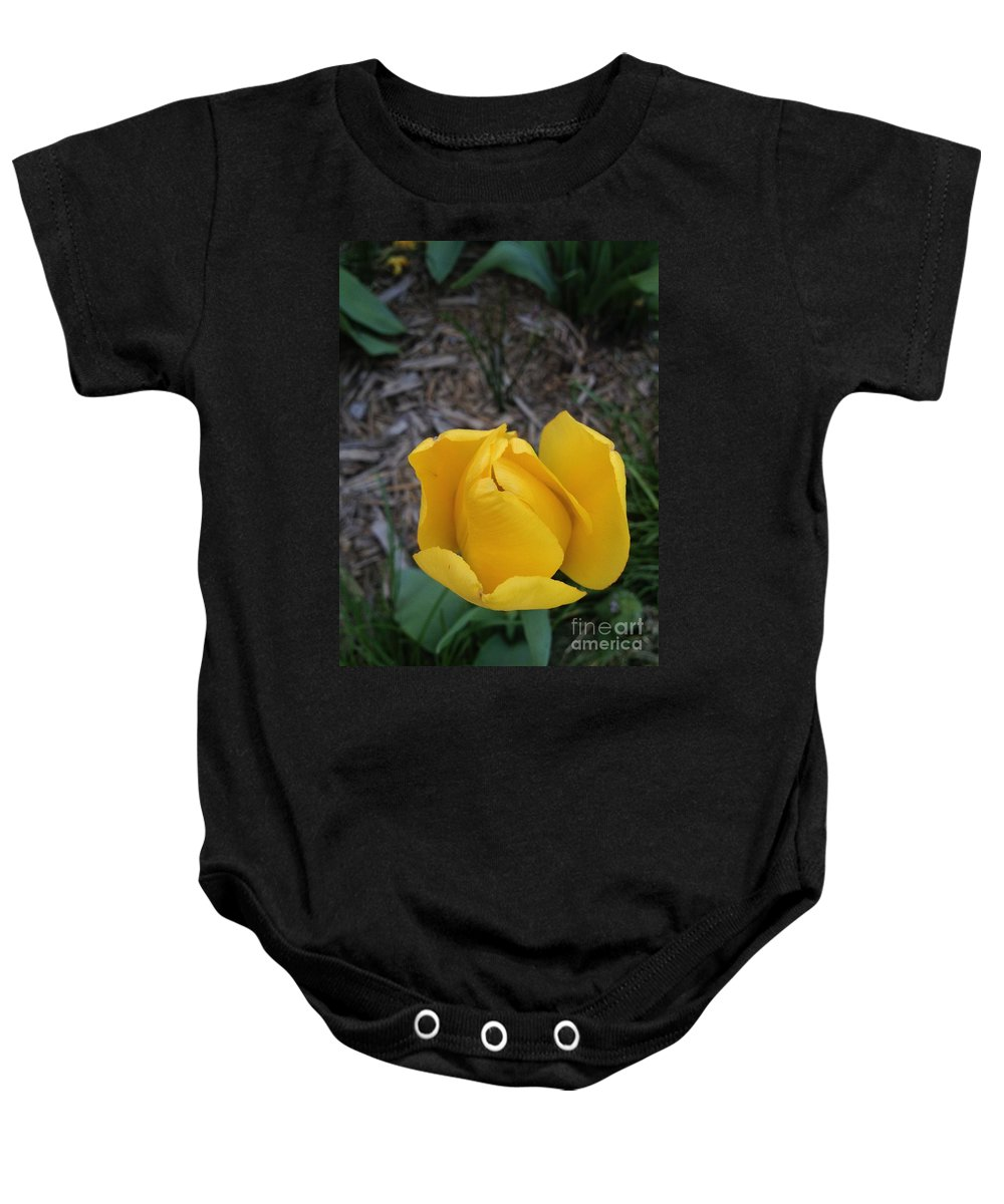 Spring Baby Onesie featuring the photograph There by Joseph Yarbrough