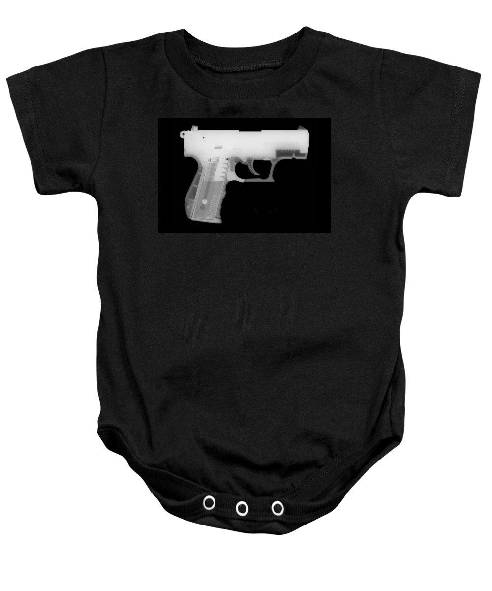 Walther P22 Reverse Baby Onesie