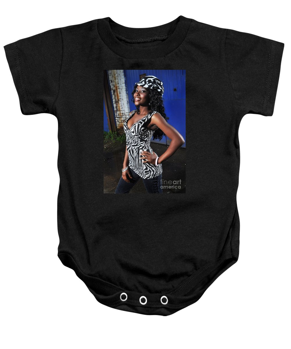 Yhun Suarez Baby Onesie featuring the photograph Bel8.0 by Yhun Suarez