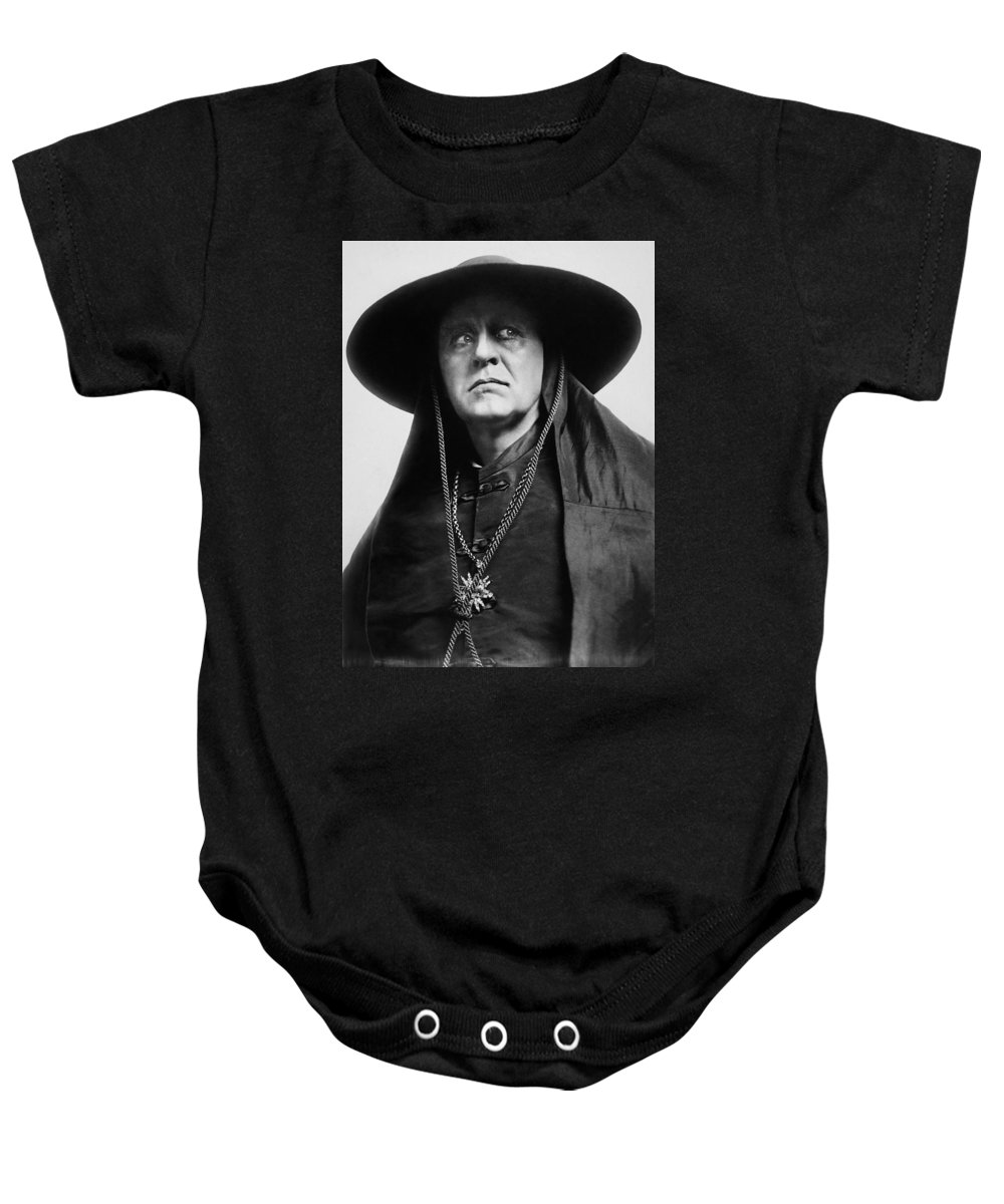 19th Century Baby Onesie featuring the photograph Sir Herbert Beerbohm Tree by Granger