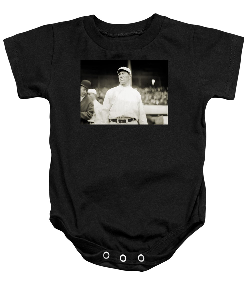 1913 Baby Onesie featuring the photograph Jim Thorpe (1888-1953) by Granger