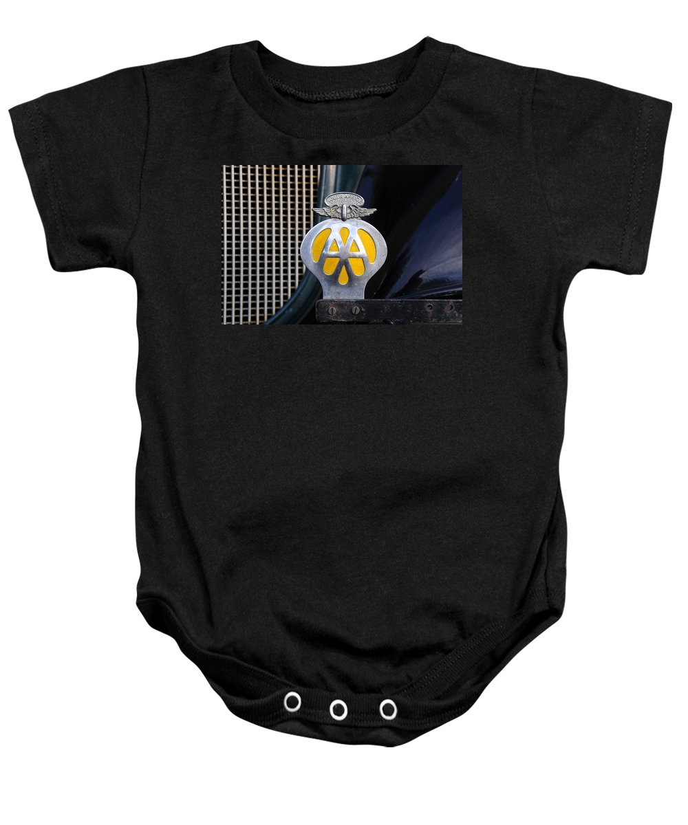 Fine Art Photography Baby Onesie featuring the photograph Aaa South Africa by David Lee Thompson