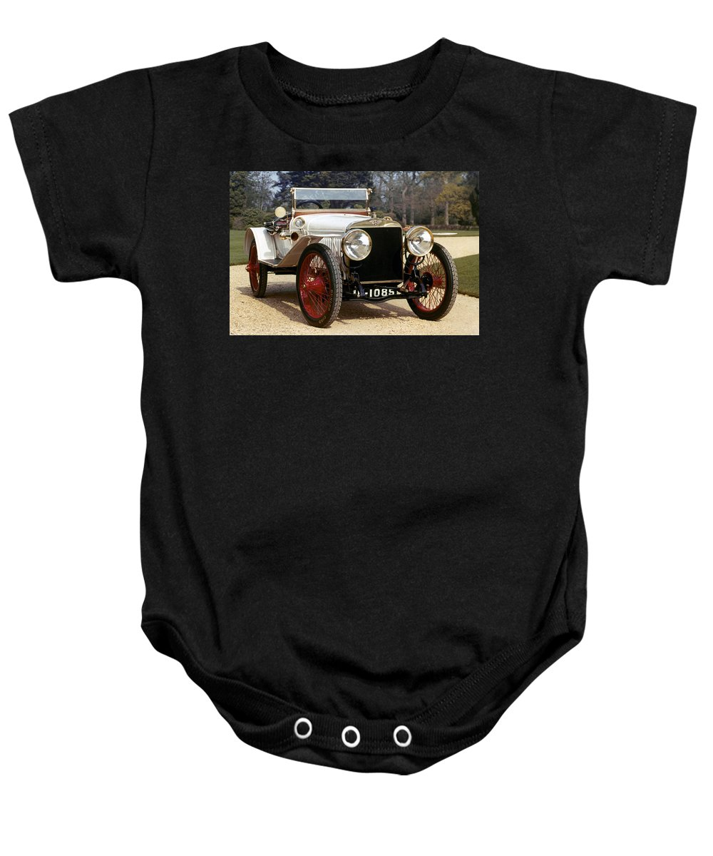 1912 Baby Onesie featuring the photograph Auto: Hispano-suiza, 1912 by Granger