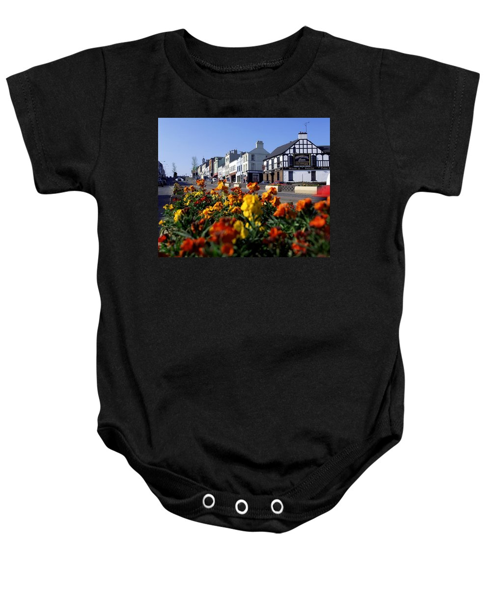 Architecture Baby Onesie featuring the photograph Banbridge, Co. Down, Ireland by The Irish Image Collection