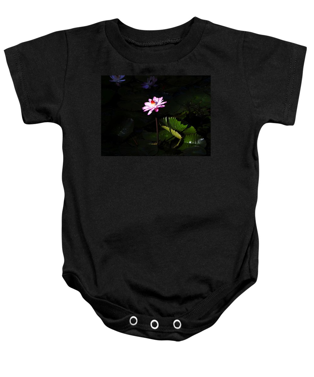 Fine Art Photography Baby Onesie featuring the photograph Beauty From The Depths by David Lee Thompson