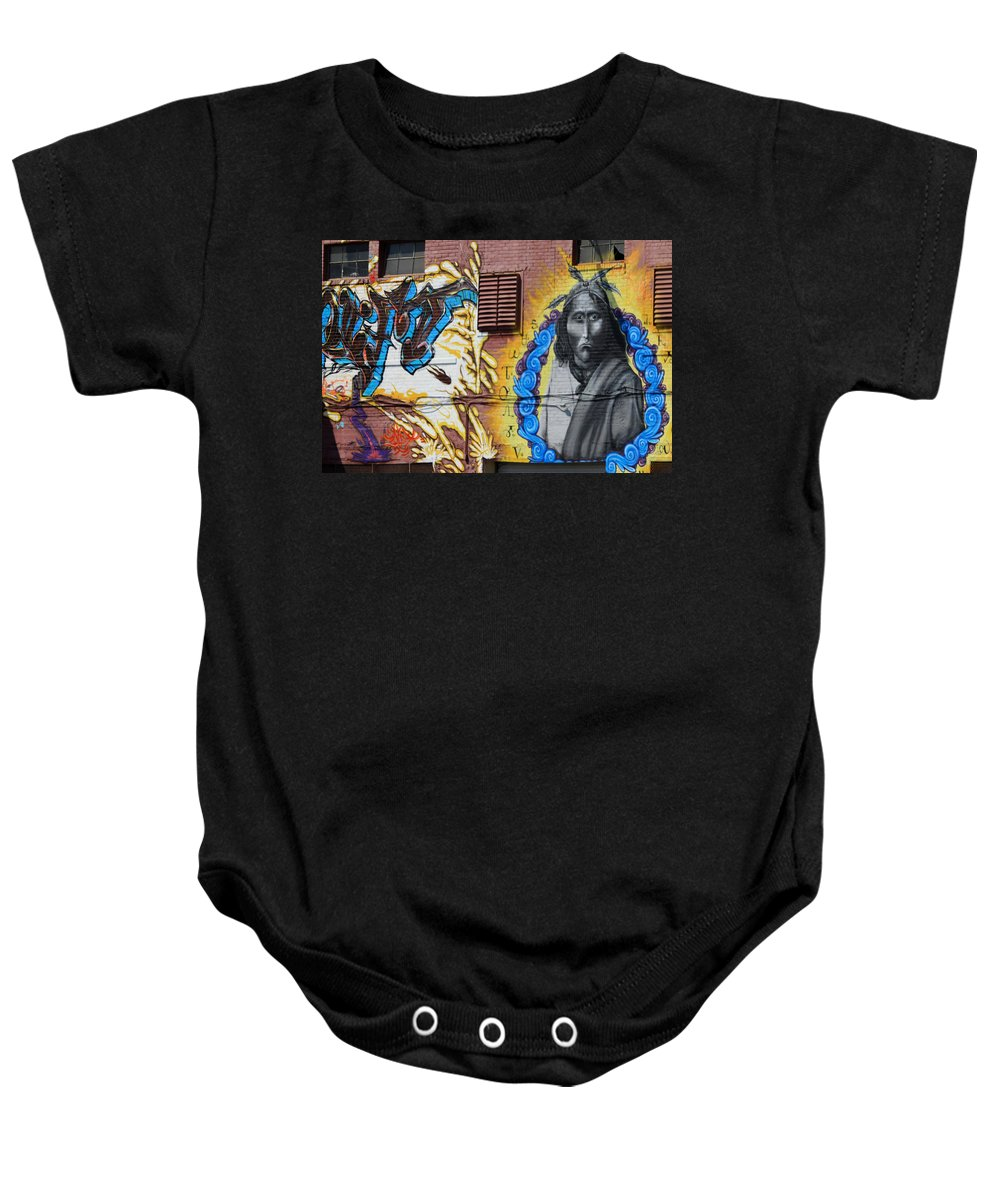 Landscape Baby Onesie featuring the photograph Do You Know Me by Dennis Pintoski