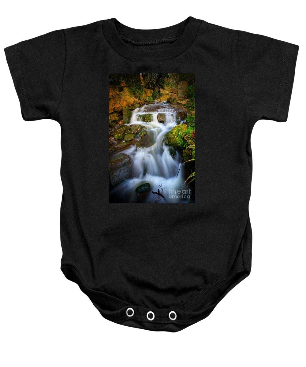 Yhun Suarez Baby Onesie featuring the photograph Even Flow 4.0 by Yhun Suarez