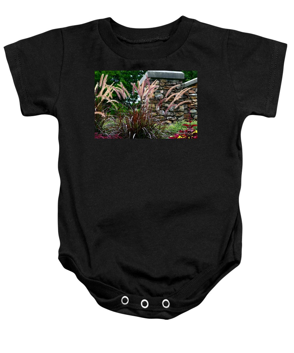 Floral Baby Onesie featuring the photograph Floral 10 by Maria Urso
