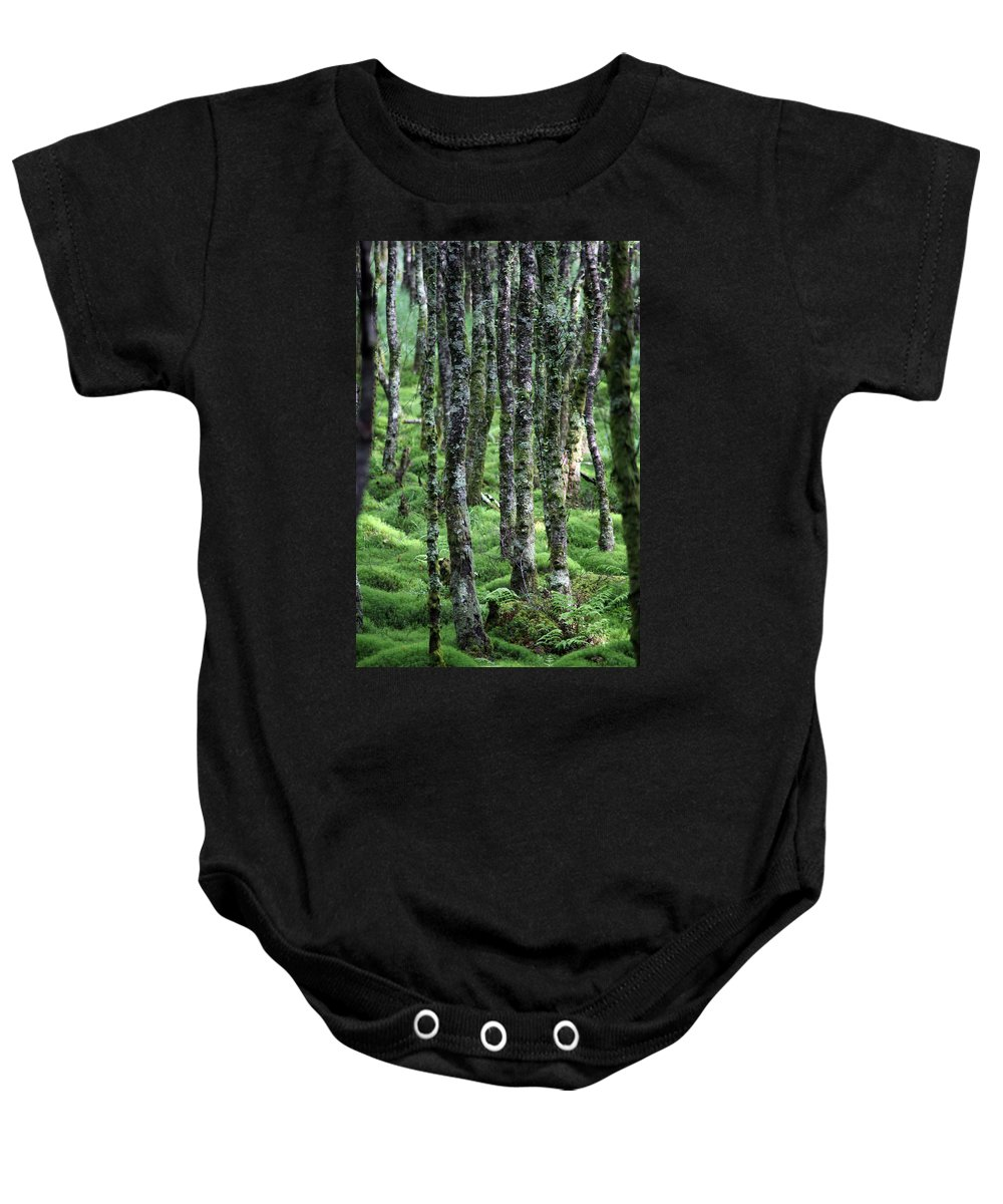 Ireland Baby Onesie featuring the photograph Ireland 0001 by Carol Ann Thomas