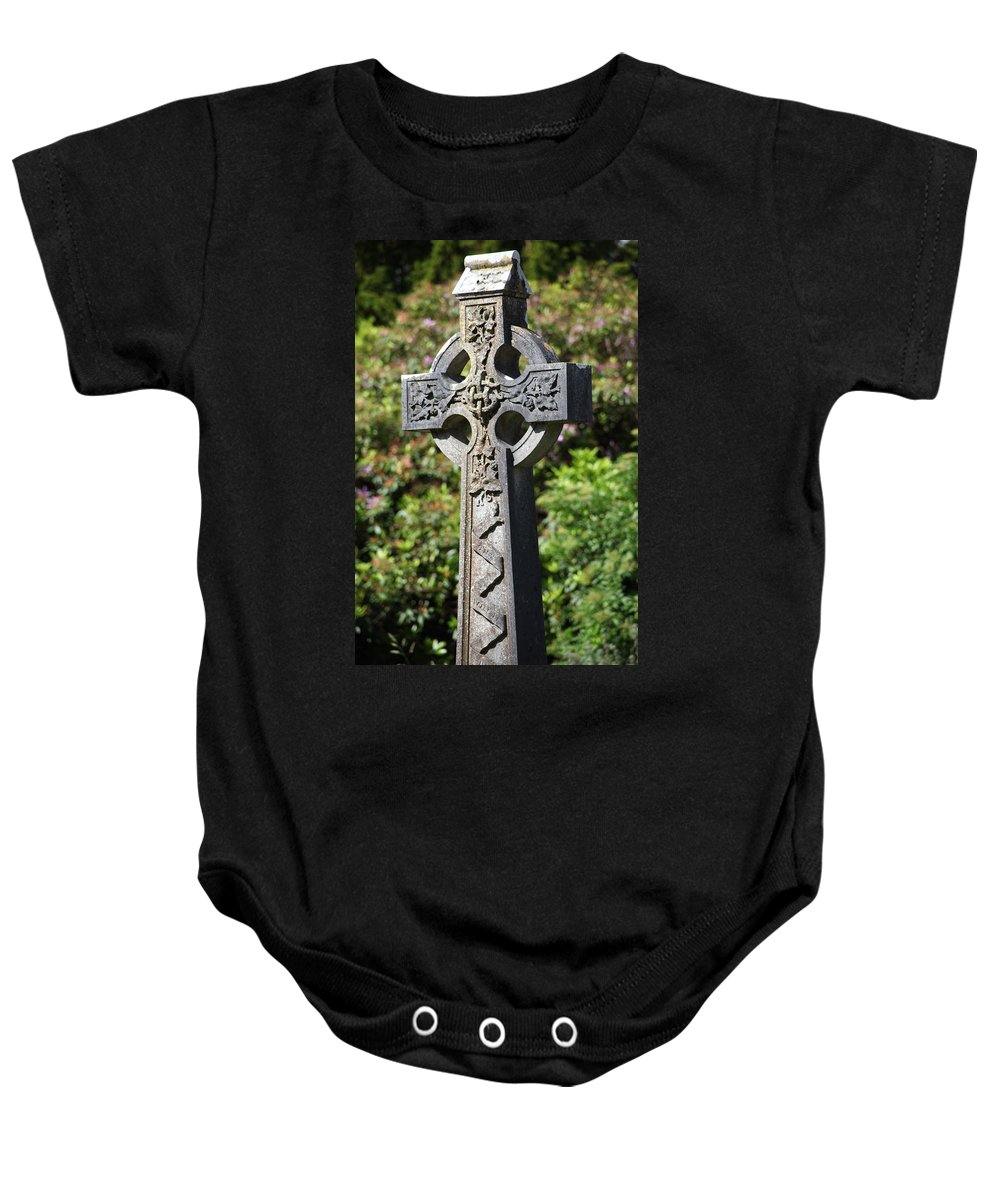 Ireland Baby Onesie featuring the photograph Ireland 0003 by Carol Ann Thomas