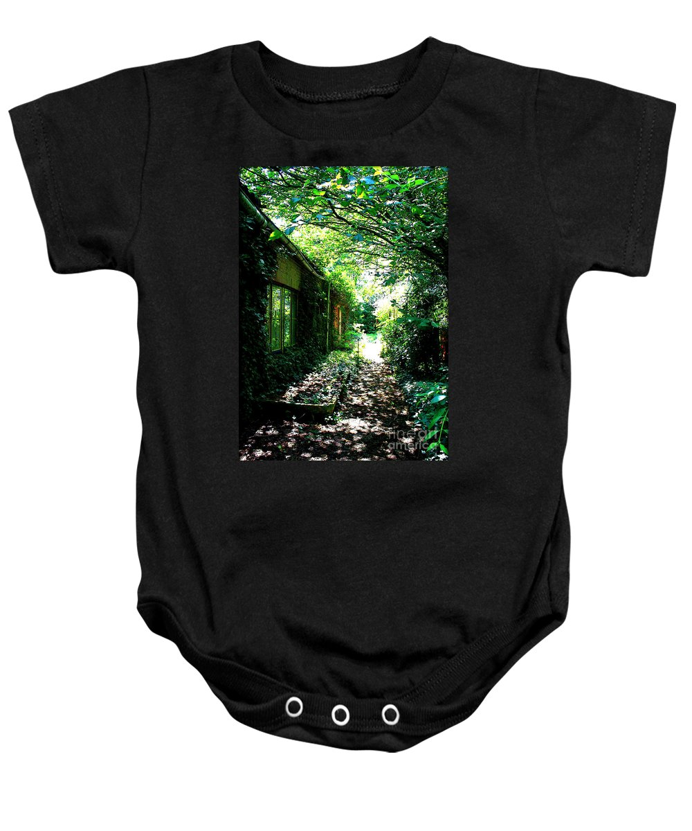 Baby Onesie featuring the photograph Last Days Of Summer by Carol Groenen