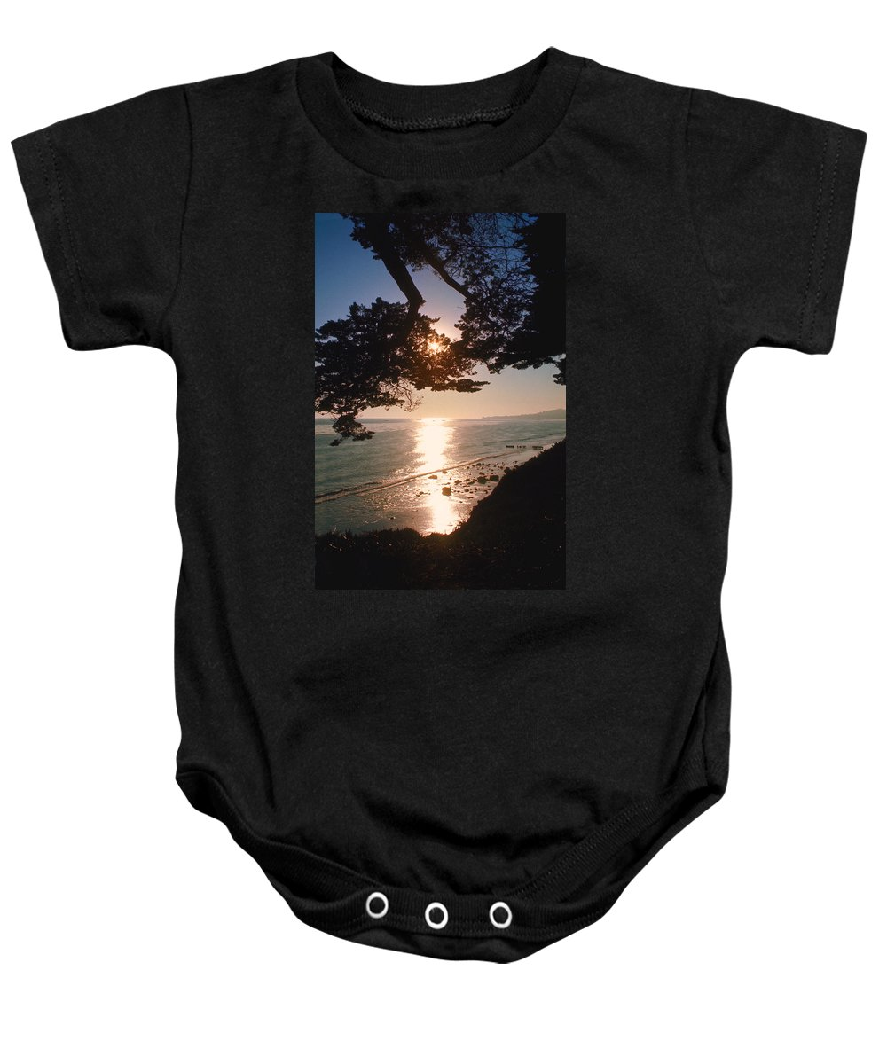 Beach Baby Onesie featuring the photograph Life Is A Beach by Jerry McElroy