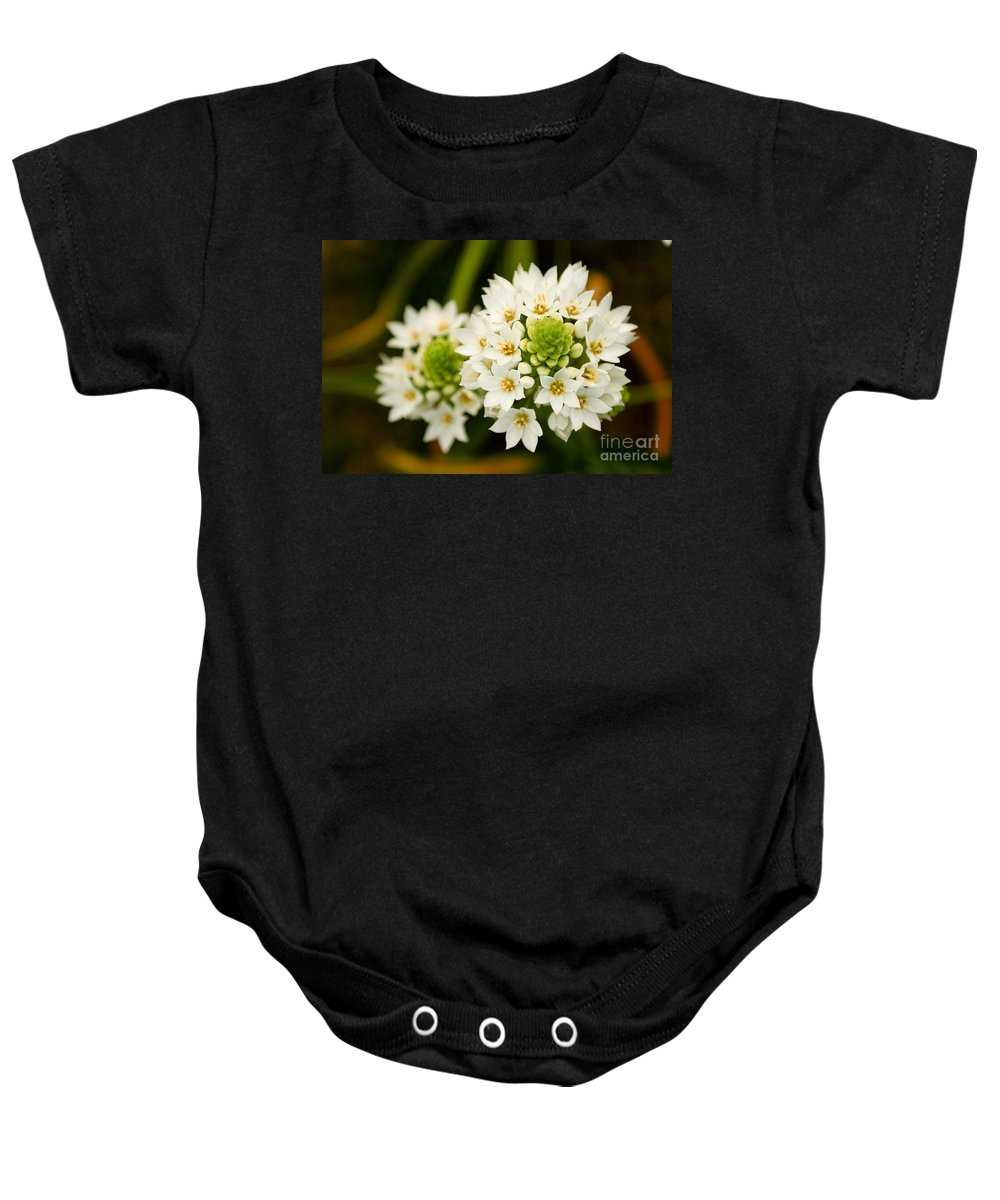 Flower Baby Onesie featuring the photograph Like An Angel by Syed Aqueel