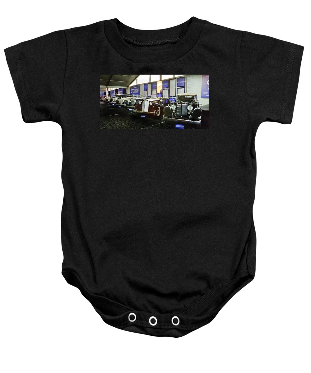 Baby Onesie featuring the photograph Moretti 01 by Jill Reger