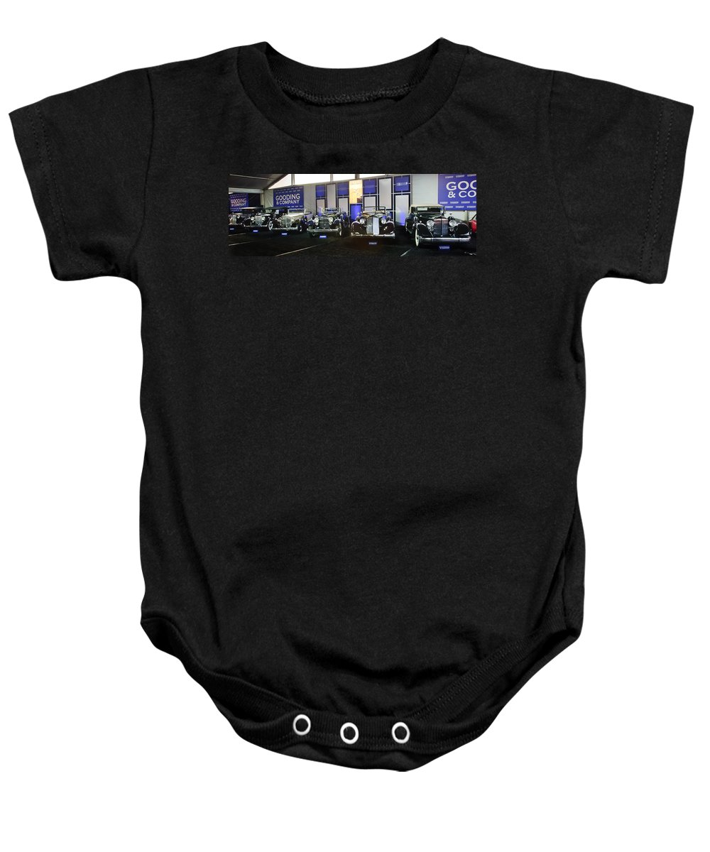 Baby Onesie featuring the photograph Moretti 02 by Jill Reger