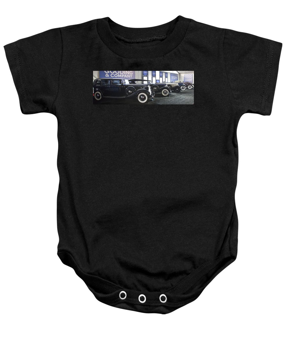 Baby Onesie featuring the photograph Moretti 04 by Jill Reger