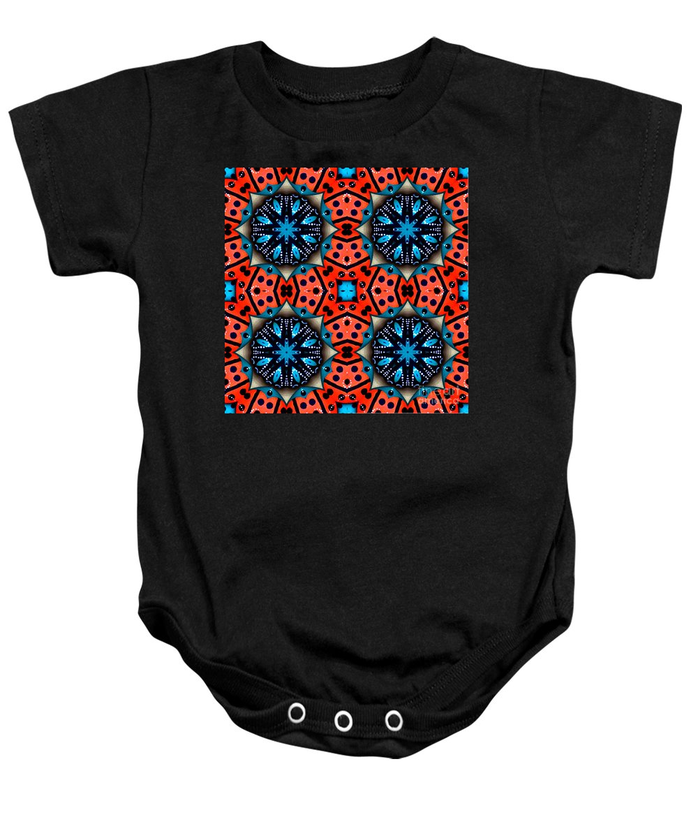 Polkadots Baby Onesie featuring the photograph Polkadot Special by Barbara Griffin