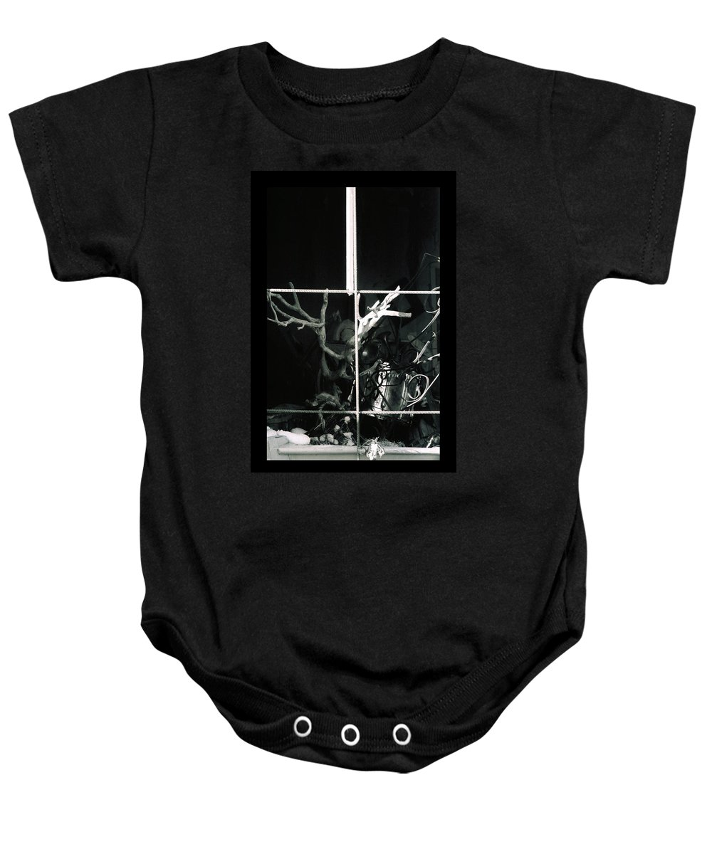 Art Baby Onesie featuring the photograph Prospect 1- C by Doug Duffey