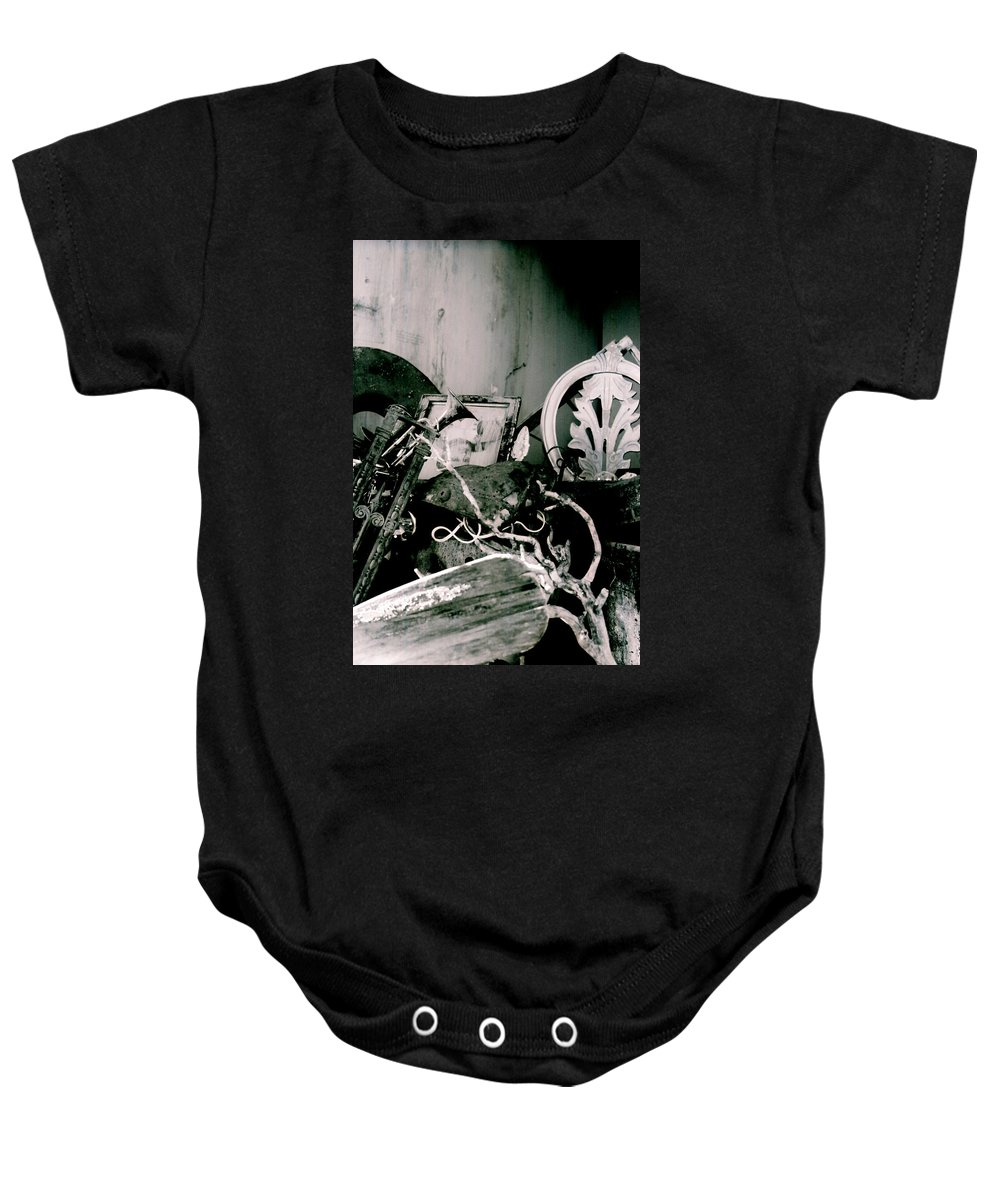 Art Baby Onesie featuring the photograph Prospect One- B by Doug Duffey